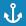 Možnost sidranja čolna